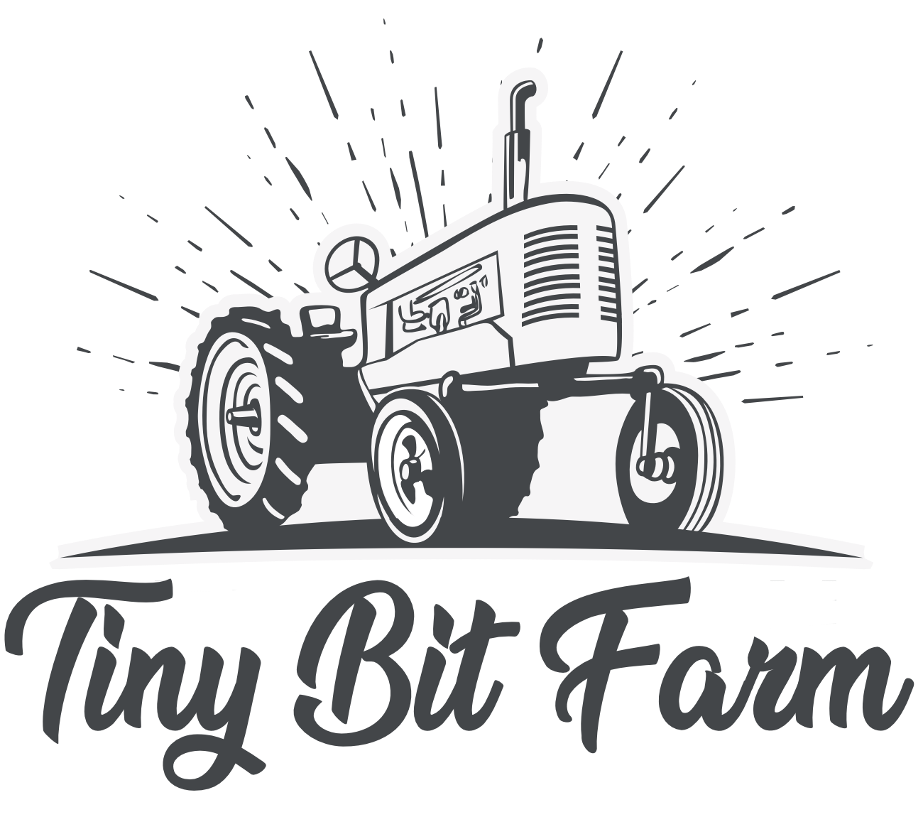 Tiny Bit Farm Logo